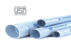 4 Inch PVC Pipe 20 FT