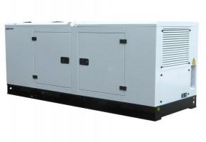 Silent Generator Canopy by Shagun Power Solution