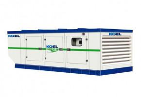 Industrial Generator Radiator, Capacity: 320 Kva