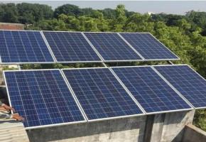 On Grid Solar Power Systems, Capacity: 6kw to Mega Watts