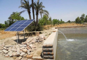 5HP Solar Water Pumping System by Noncon Services And Energy Systems