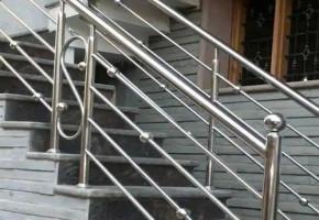 Designer Steel Railings (Set of 30)