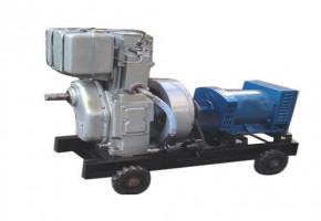 Water Cooled Diesel Generator by Windlass Industries