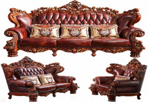 Antique Wooden Furniture by Classic Interiors & Exteriors