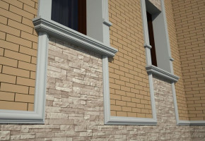 Designer Bricks Cladding   by Azhagar Malai Fly Ash Bricks