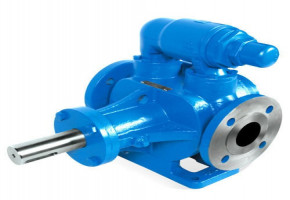 Rotary Vane Pump by Techno Therm Engineering