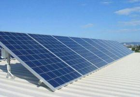 Polycrystalline Solar Rooftop Panel by Nasa Technology