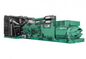 Industrial Generator Set, 5 To 2000 Kva And 5 To 2000 Kva