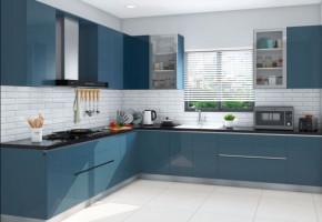 Modular Kitchen Designs by Asian Enterprises