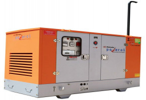 Indusrial Power Generators by National Engineering Company