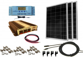 1KWA  Solar Lighting System by S.v. Power Solutions