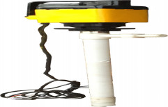 0.75 hp Motor Driven PP Barrel Pump, Voltage: 230 V