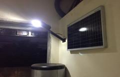 10 Watt LED Solar Street Lighting System, 40 Watt