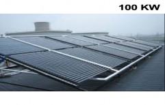 100 KW On Grid Industrial Solar Power System