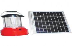 3 Watt Solar LED Lantern, For Home, 12v Dc