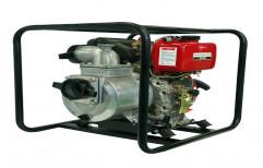 5.3 Hp Diesel Honda WV30D Water Pumping Set, 3600 Rpm