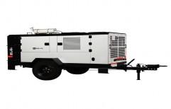 80 HP Screw ELGi 450/150 Diesel Air Compressor, Warranty: 12 months