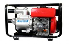 80C Vertical Self Priming Diesel Pump Set