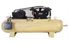 A1 Reciprocating Compressor Medium Pressure Air Compressors, Air Tank Capacity: 250 L, Model Name/Number: T.a 5