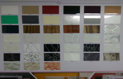 Acrylic & PVC Decorative Laminates