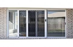 Aluminium Entry Door