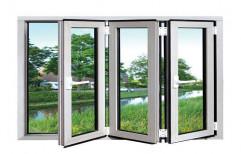 Aluminium Folding Window