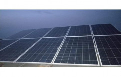 Aluminum 75KW Solar Power Panel