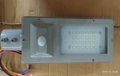 Aluminum Pole mount Solar LED Street Light Luminary