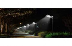 Aluminum Solar LED Street Light, IP Rating: 66