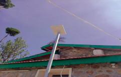 Aura 25w Solar Led Street Light, 55w Panel