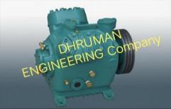 Bitzer 6 Kw Industrial Compressor