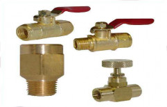 "Brass Ball Valves, Size: From 1/4"" To On"