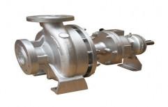 Calpeda Hot Oil Transfer Pump