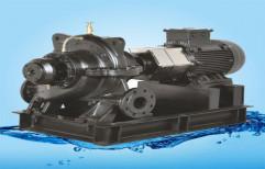 Cast Iron Split Case Pumps, Voltage: 380-440 V