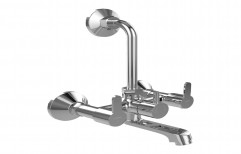 CERA Modern VICTOR WALL MIXER WITH BEND PIPE FOR OVERHEAD SHOWER, For Bathroom Fitting, Model Name/Number: F1015401