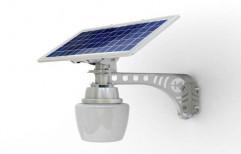 Ceramic Solar LED Garden Light, 5-15 W