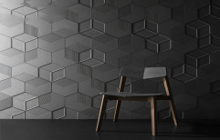 Concrete Geometrical /3D Cladding