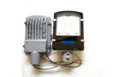 Cool White Aluminum 20 W LED Street Light, 180-220 V