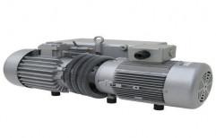 Economy 0.1 Torr Oil Lubricated Rotary Vane Vacuum Pump, Economy-KVAH, Max Flow Rate: 900 M3/Hr