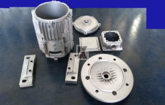 Grey 71 Nxt Motor Body Set