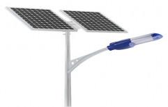 Hi-Tech Solar Energy Aluminium Solar LED Street Light