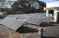 Industrial Solar Power Plant, Capacity: 50 KW, 100 Kw