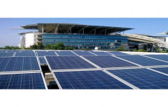 Industrial Solar Rooftop Power System