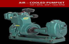 Kirloskar Diesel Engine Driven Dewatering Pumpset, Industrial