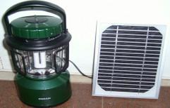 LED Plastic Domestic Solar Lamp