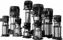 LUBI 30 Kg- 70kg MULTISTAGE HIGH PRESSURE PUMP, Electric, 300 Lpm - 1000 Lpm