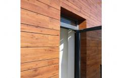 Matte Exterior HPL Wall Cladding, Thickness: 6 Mm