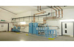 Mexflow Oxygen Medical Gas Pipeline System, for Hospital