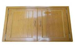 Modern Decorative Wooden Window, Size/Dimension: 1.5x4 Foot