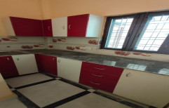 Modular Kitchen, Work Provided: Wood Work & Furniture